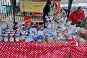 Chocolate Tombola Stall 2018